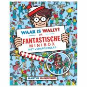 Waar is Wally - De fantastische minibox, 5st.