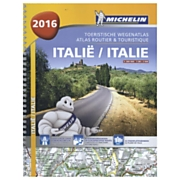 Atlas Michelin Italië 2016