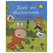 Zoek -en stickerboek Rik en de paashaas