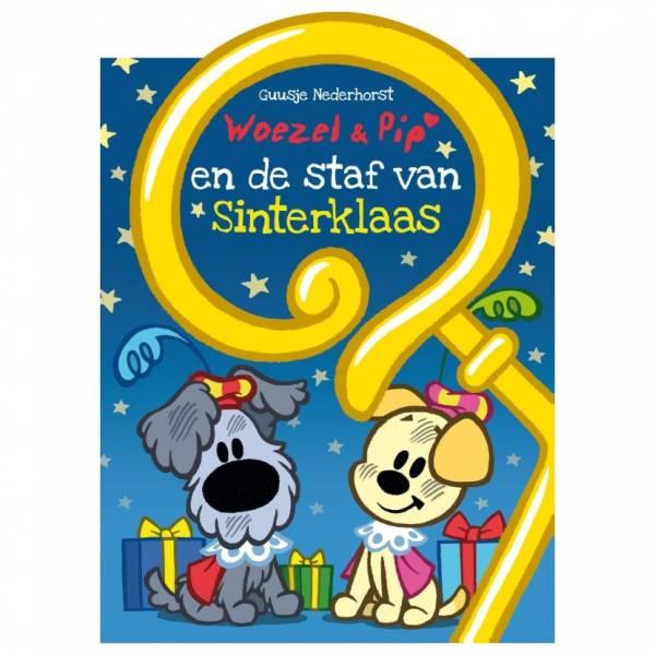 Woezel & Pip Woezel & Pip en de staf van Sinterklaas