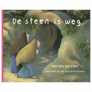 De steen is weg