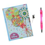Dagboek met Slot & Pen - Lolly's