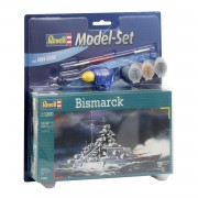 Revell Model Set - Bismarck