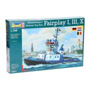 Revell Harbour Tug Boat Fairplay