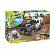 Revell Junior Kit Offroad Politieauto