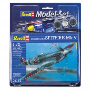 Revell Model Set - Spitfire Mk V