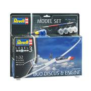 Revell Model Set Gliderplane Duo Discus