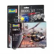Revell Model Set Bell® UH-1H® Gunship