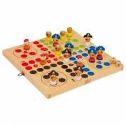 Houten Ludo Pirateneiland