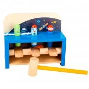 Houten Hamerbank met Bal speelgoed online kopen | BESLIST