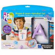 Playfoam Alfabet Set