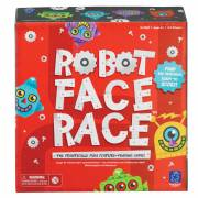 Robot Face Race Spel