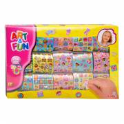 Art & Fun 750 Glitterstickers