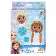Hama Strijkkralenset - Disney Frozen, 2000st.