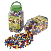 Hama Strijkkralen Maxi in Pot, 2300st.