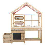 Classic World Outdoor Kinderkeuken XL Hout