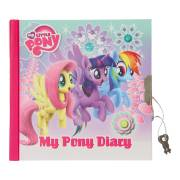 My Little Pony Dagboek met Slot