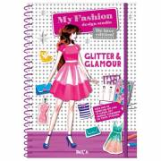 My fashion design studio De luxe edition - Glitter & Glamour
