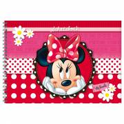 Schetsboek Minnie mouse