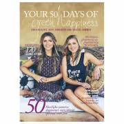 Your 50 Days of Green Happiness Zomerboek
