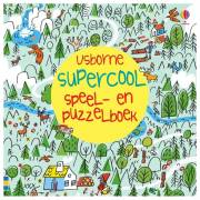 Supercool Speel- en Puzzelboek Alleen in set van 3