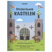 Kastelen - stickerboek