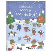 Stickerboek Winter Wonderland