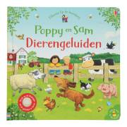 Poppy en Sam Kartonboek Dierengeluiden