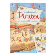 Krasplaatjesboek Piraten