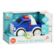 Press & Go Auto - Politie