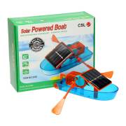 Solar Power Boot