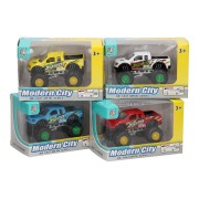Die-cast Pull Back Monstertruck