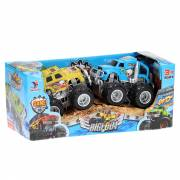 Monstertrucks - set van 2