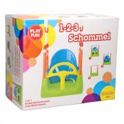 Babyschommel, 3in1