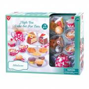 Playgo High Tea Cakeset voor Twee, 28dlg.
