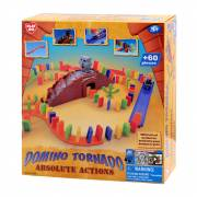 Playgo Domino Tornado Speelset, 60dlg.