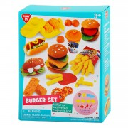 Playgo Kleiset Burger