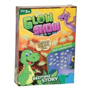 Glow in the Dark Dino's, 12st