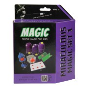Magic Miracolous Magie - Set 1