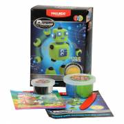 Super Dough Robot - Groen