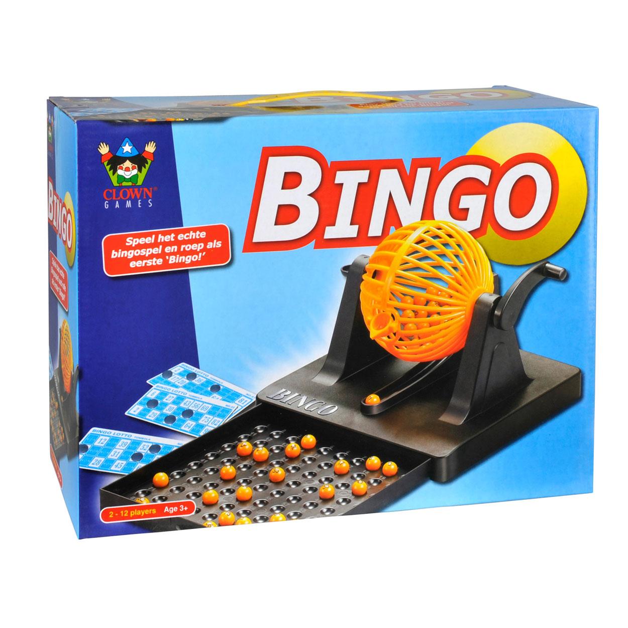 Bingomolen Online