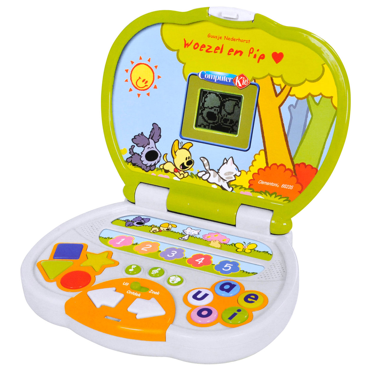 Goede Woezel en Pip Laptop online kopen | Lobbes Speelgoed TO-89