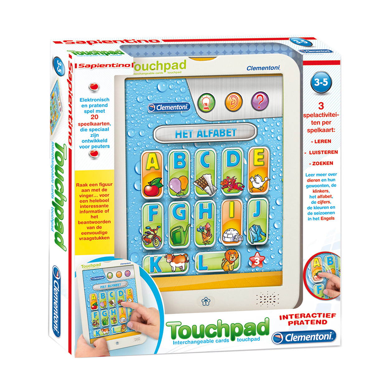 Leer Touchpad