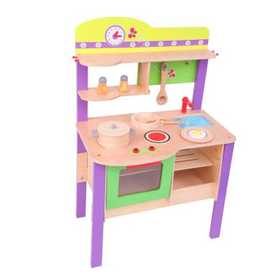 Houten keuken speelgoed hema