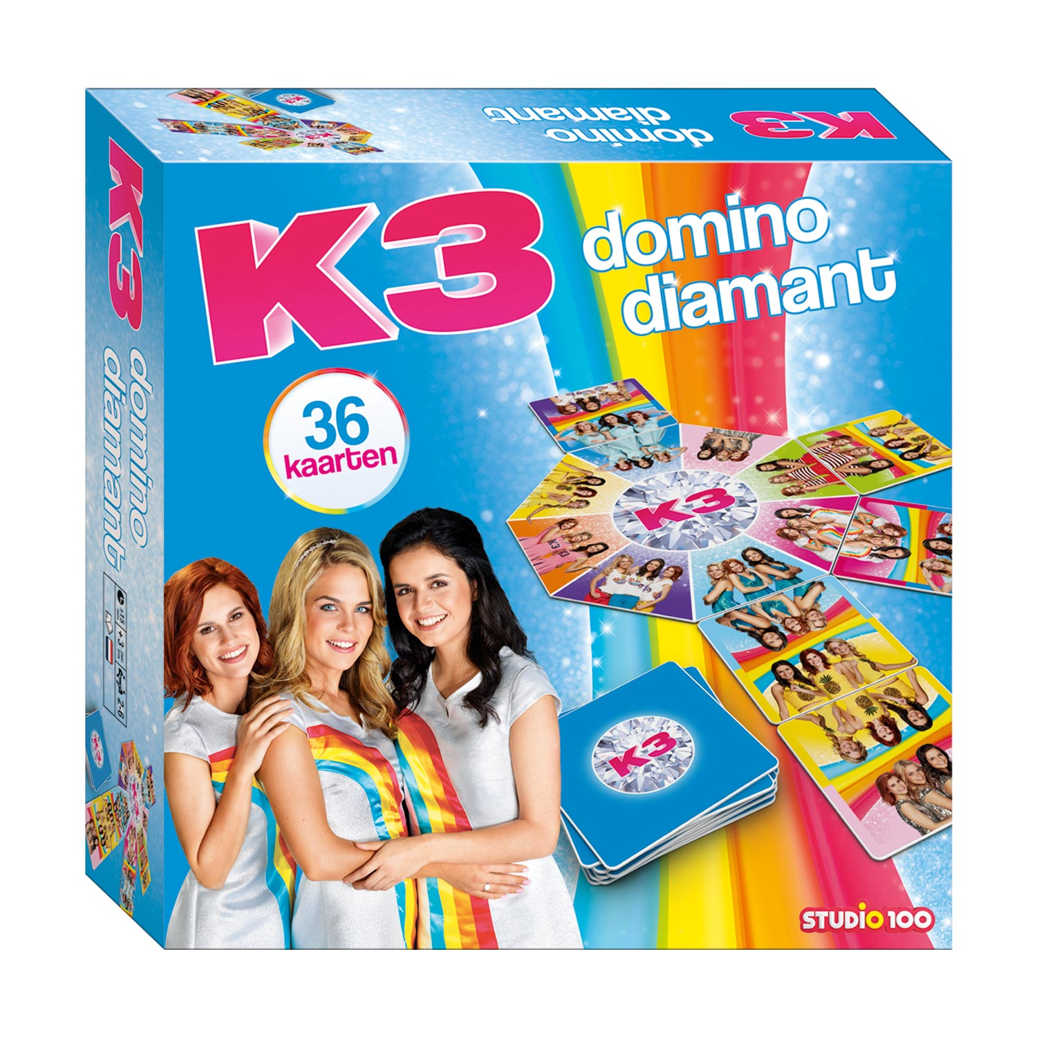 K3 Domino Diamant