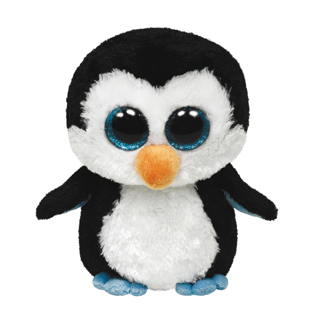 Ty Beanie Boo Knuffel Pinguin - Waddles
