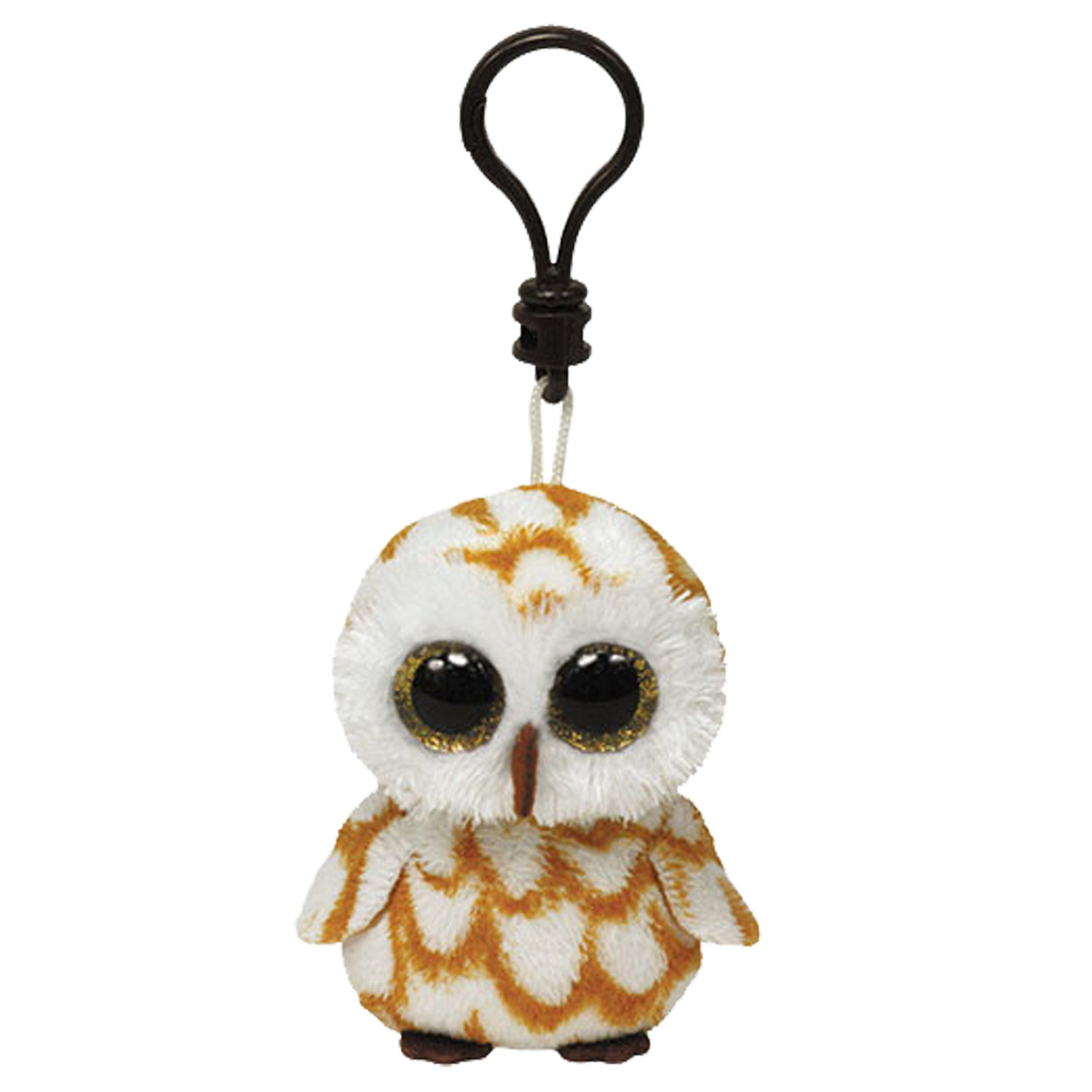 Ty Beanie Boo Sleutelhanger Uil - Swoops