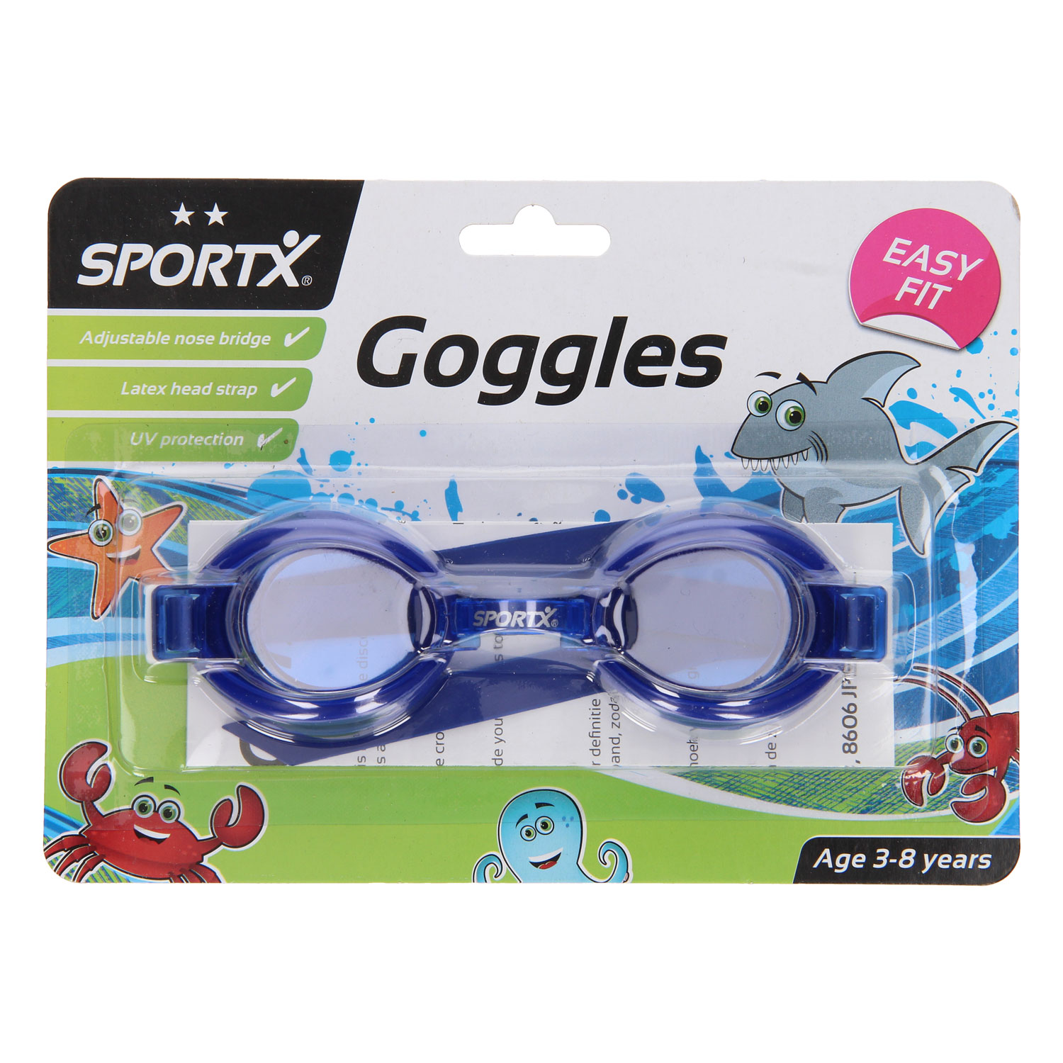 SportX Kids Zwembril
