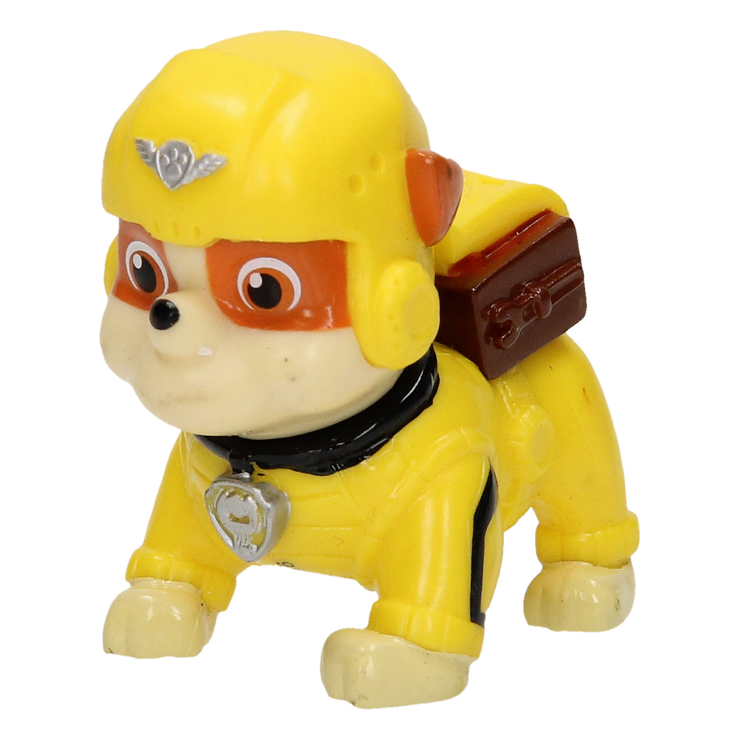 Paw Patrol Mini Speelfiguur - Rubble