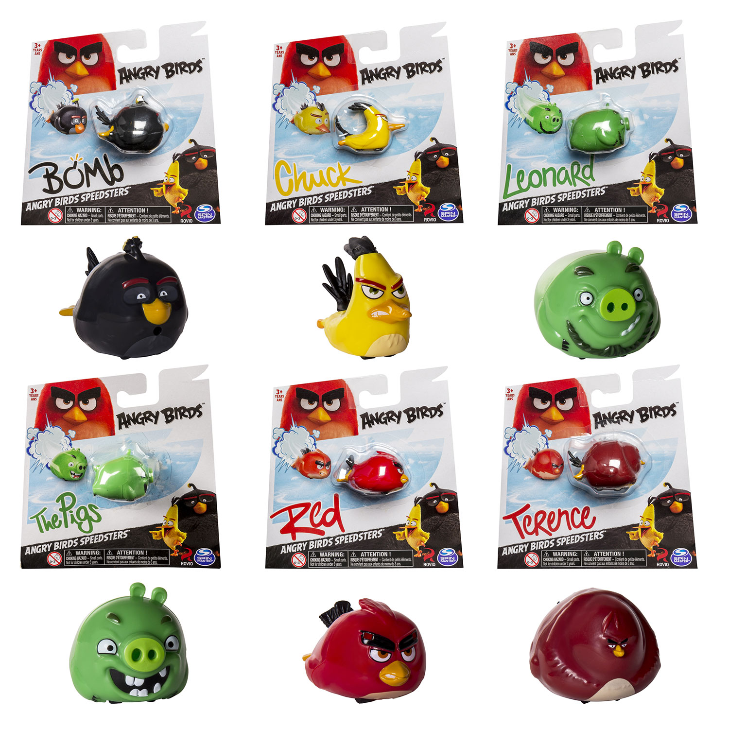 Angry Birds Speedster